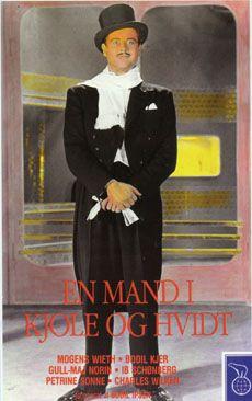 En herre i kjole og hvidt (1942) En usikker ung mands rejse til karriere og selvsikkerhed.