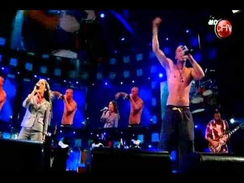 01 Calle 13 - Baile De Los Pobres (Viña del Mar 2011 HD)