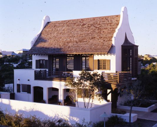 Chimneys or parapetted gabled ends of a Cape Dutch house have shoulders. Nobody wants to see slouching shoulders on a person, so these house...
