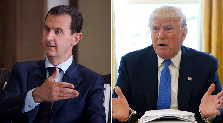 Trump is Puppet of US 'Deep State,' Has No 'Own' Foreign Policy – Says President Assad via @worldtruthtv