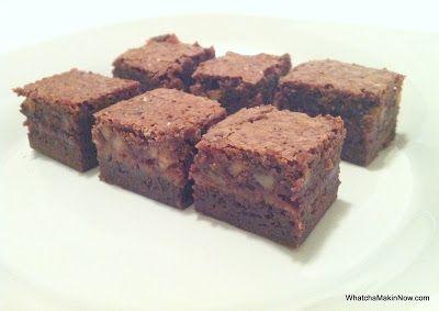 Caramel & Hot Fudge Pecan Brownies   Brownies   Pinterest