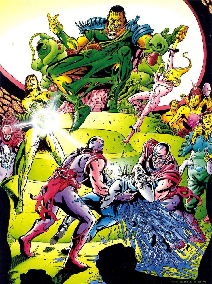 Read Warriors Of Plasm Issue 01 online | Read Warriors Of Plasm online | Read Comic Books Online Free