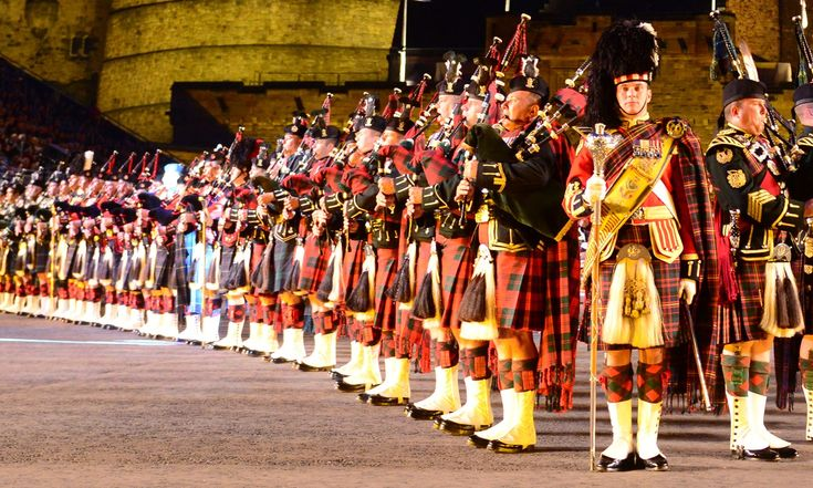 The Experience - Royal Edinburgh Military Tattoo - Would love to be here!