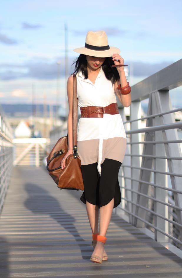http://www.likefreshlaundry.com/Block Dresses, Style Street, Hot Spring Summer Fashion, Feelings Fun, Nine West, Shirts Dresses, Black Sundresses, Ninewest, Asos Colors