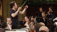 En imágenes y videos: Gustavo Dudamel dirigió concierto de Año Nuevo en Viena