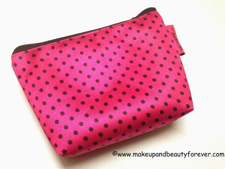 Make up and Beauty Blog | MBF | Beauty Products Reviews | Hair | Skin | Makeup and Beauty Forever: Vellvette Bag - November 2013