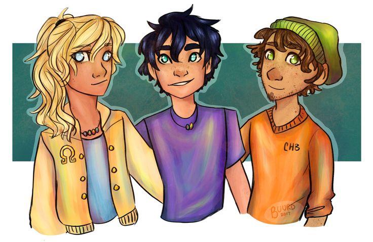 Pjo Kiddos by Buurd.deviantart.com on @DeviantArt