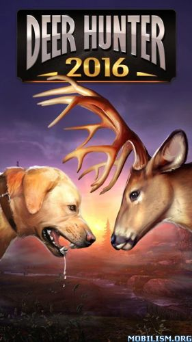 Deer Hunter 2017 v4.0.1 [Mod]Requirements:3.0 and upOverview: Here comes another sequel to the super smash hit Deer Hunter, first it was Deer Hunter 2014 and now its jumped to 2016 with lots of new animals and scenarios to...