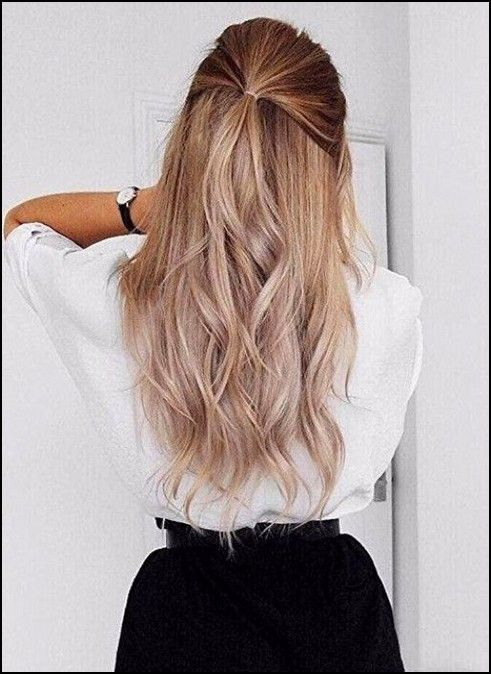 93+ balayage hair color ideas for brunettes for summer in 2019 – page 45