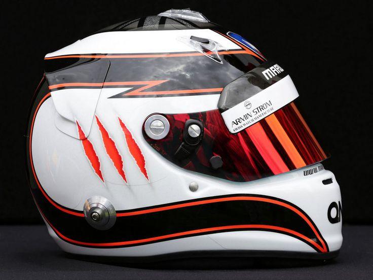 Max Chilton - Marussia - #23 2013