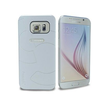 Smaak™ Sleek Ultra Thin PC Case  for Galaxy S6 - Clear.  For more info visit www.ismaak.com