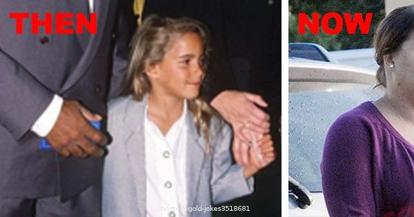 OJ Simpson's Daughter is All Grown Up