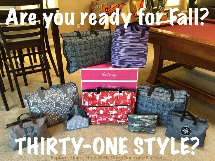 FALL HAUL 2017! I LOVE the new Thirty-One Fall Prints... Moosin' Around, Camo Crosshatch, Herringbone Weave, Woodblock Whimsy, Mocha Crosshatch, Twill Stripe, Chevron Squares, Brushed Bloom, Geo Pop, Geo Stripe, Posh Purple Pebble, Chevron Charm. Check them out online at MyThirtyOne.com and look in the upper right corner to select your consultant. #ThirtyOne