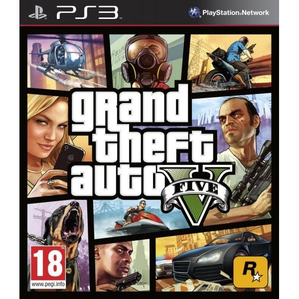 Grand Theft Auto GTA V (five 5) Game PS3 | http://gamesactions.com shares #new #latest #videogames #games for #pc #psp #ps3 #wii #xbox #nintendo #3ds