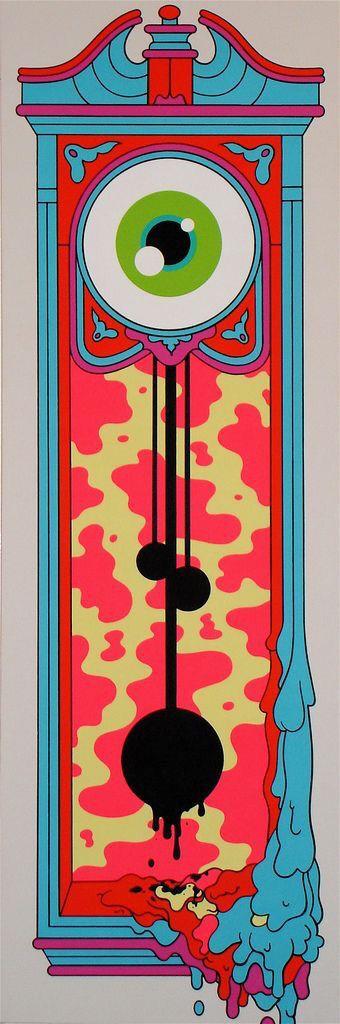 Psychedelic Peace Tiempo es arte