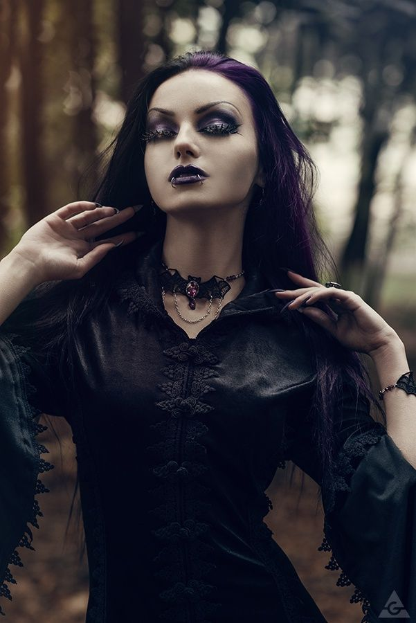 A Page Were You Can See That Goth Still Mean Beautiful Place To Be And Proud