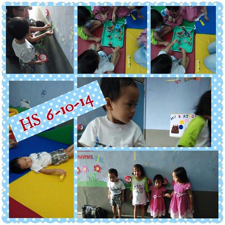 HS activities, theme plants