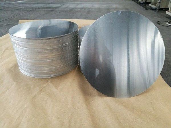 5052 5000 Series Cast Aluminum Circle Blanks For Road Sign Corrosion Resistant Aluminum Sheet Metal Aluminium Alloy Aluminum