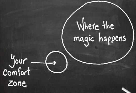 So true!: Magic, Life, Inspiration, Quotes, Comfort, Motivation, Thought, Comfort Zone