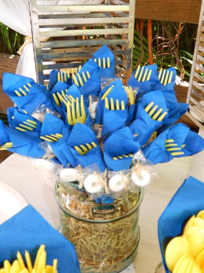 Spongebob birthday ideas | Spongebob Birthday Party with Lots of Really Fun Ideas via Kara's ...