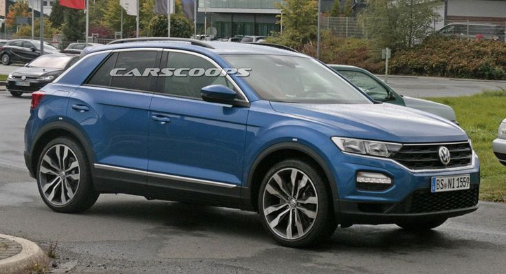 VW T-Roc R Looks To Spice Up The Crossover Segment With 310 HP