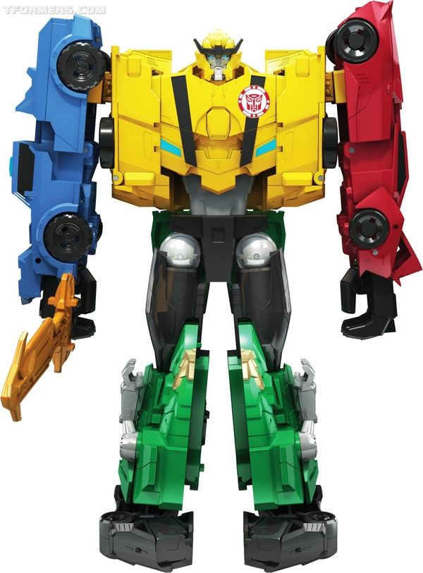 Toy Fair 2017 - Robots In Disguise Combiner Force Official Product Info