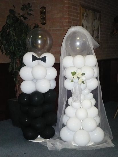 25 beste idee n over bruiloft boog decoraties op for Ballonnen decoratie zelf maken