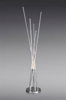 Bubble Tube 5 Light Feature Floor Lamp