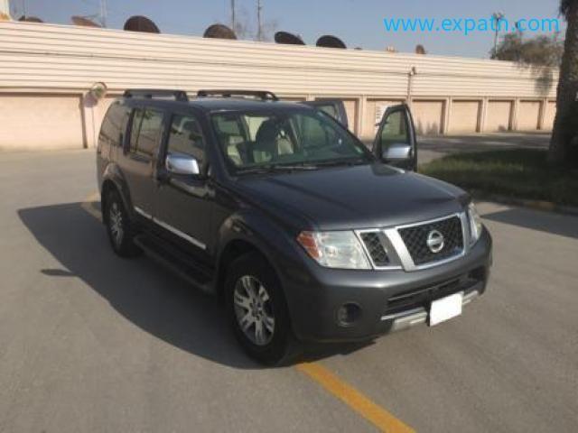 Nissan Pathfinder, 2010, automatic, 174000 KM