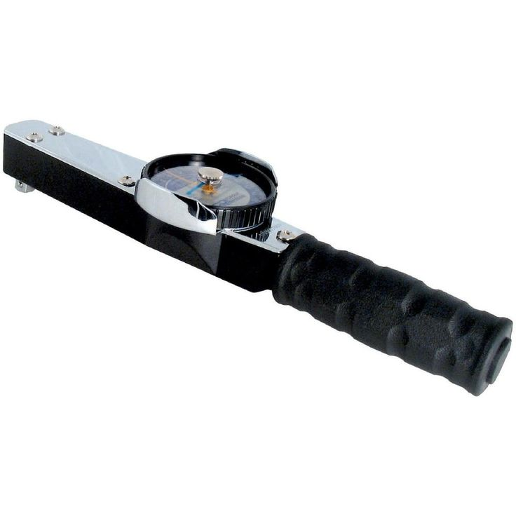 CDI Torque Products 3/8 in. 0-600 in./lbs. Dual Scale Dial Torque Wrench with Memory Needle