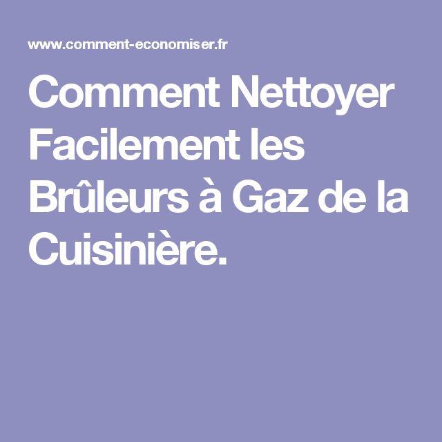 1000 id es sur le th me nettoyage de cuisini re gaz sur for Nettoyer plaque de cuisson gaz