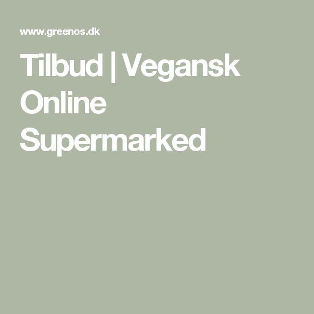 Tilbud   Vegansk Online Supermarked