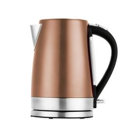 1.7L Stainless Steel Kettle - Gold & Copper