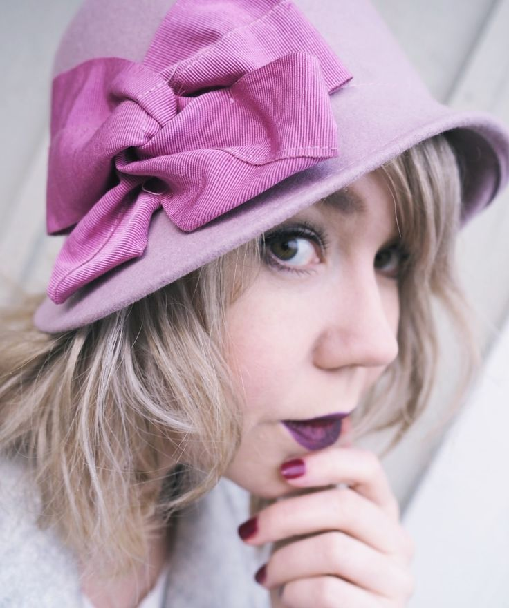 20's style hat from KN Collection