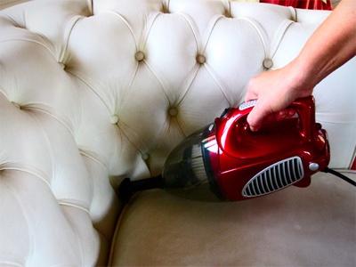 pulizie per la casa, comode con basso consumo.