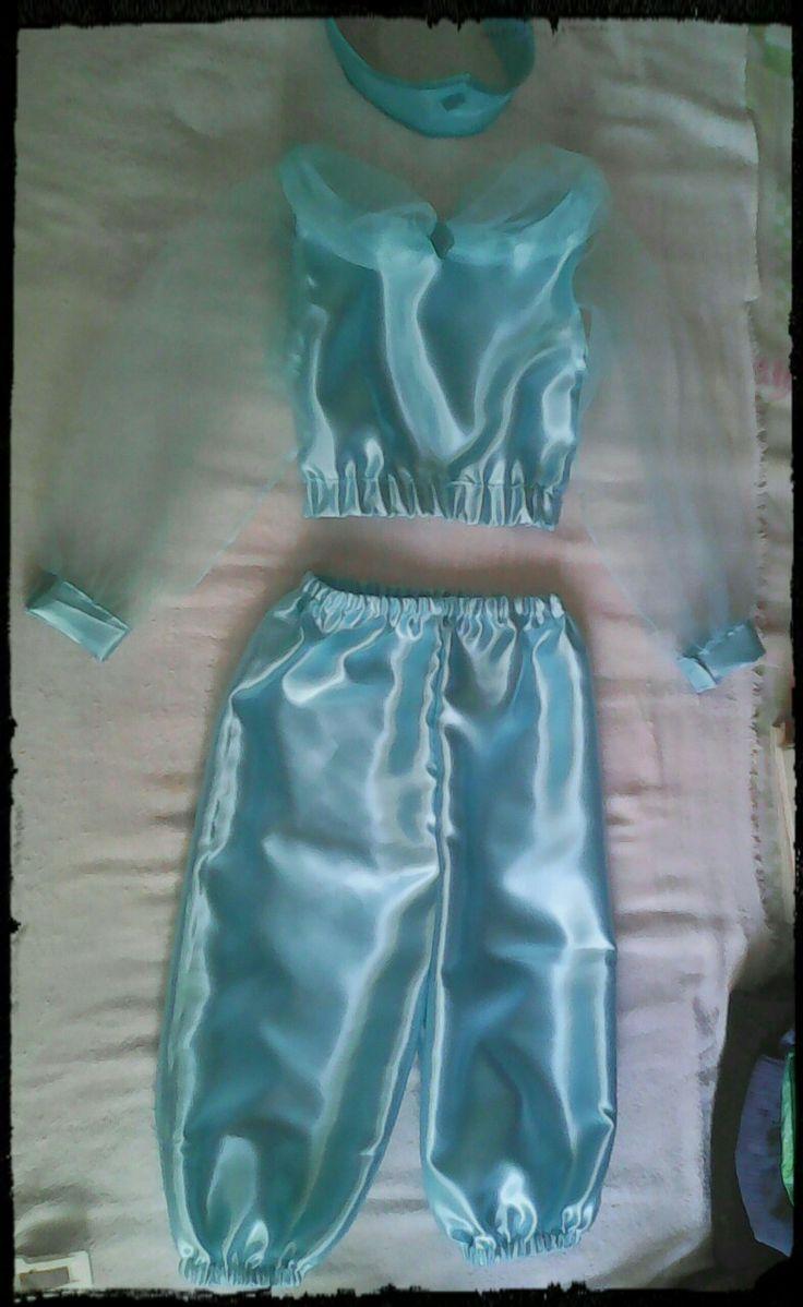 Disfraz de Odalisca para niña