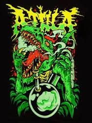 Image result for attila band
