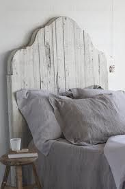 Love for guest bedroom .Rustic Headboard-needs a pop of some pillows with color!