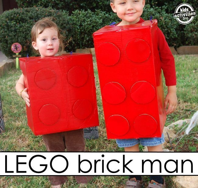 15 SUPER EASY and CHEAP Kids Halloween Costumes