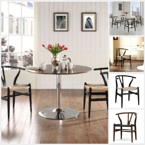 5 Black Wishbone Dining Chairs Can Spruce Up Your Decor
