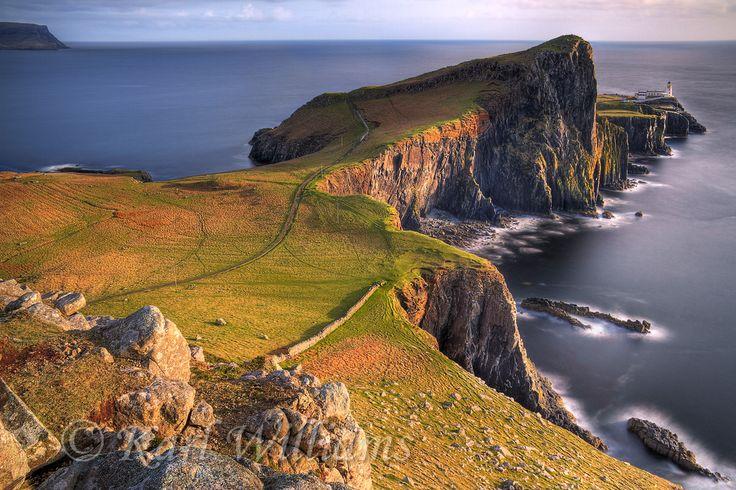 neist point (isle of skye, scotland), by karl williams