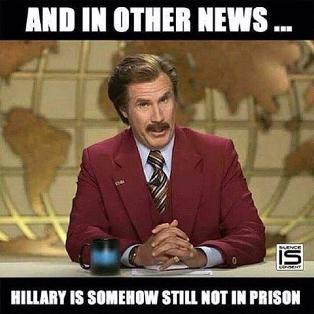Oh Hillary