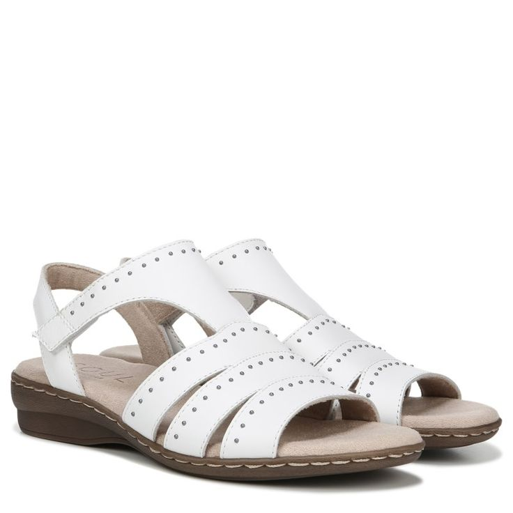 Soul Beacon In 2019 Products Sandals Leather White