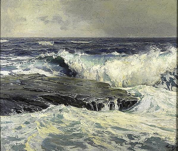 Frederick Judd Waugh (American, 1861-1940)