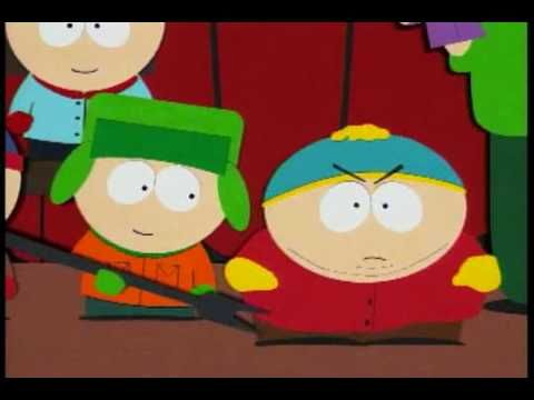 Eric Cartman Singing O Holy Night. This is never not funny.
