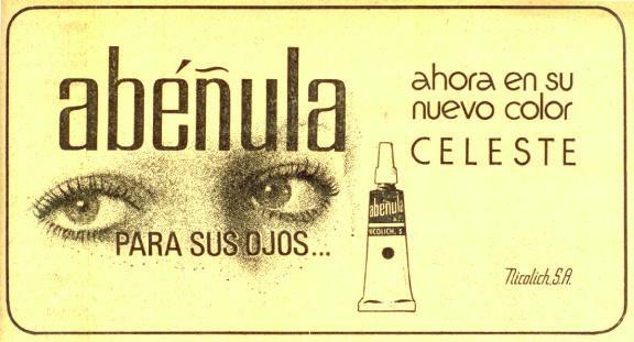 Con este anuncio daba #Abeñula a conocer su nueva tonalidad celeste... ¿Qué te parece?