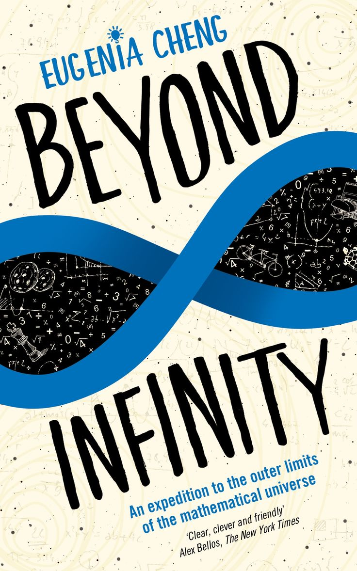 Wielding an armoury of inventive, intuitive metaphor, Cheng draws beginners and enthusiasts alike into the heart of this mysterious, powerful concept to reveal fundamental truths about mathematics, all the way from the infinitely large down to the infinitely small.