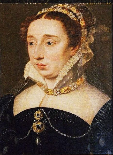 Diane de France, Duchesse d'Angouleme (1538 - 1619) the natural dau of Henry II, King of France,  his Piedmontese mistress Filippa Duci