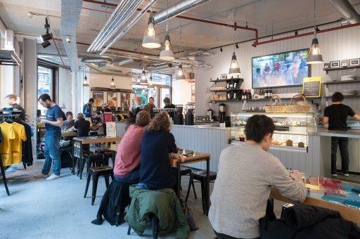 Rapha London Cafe