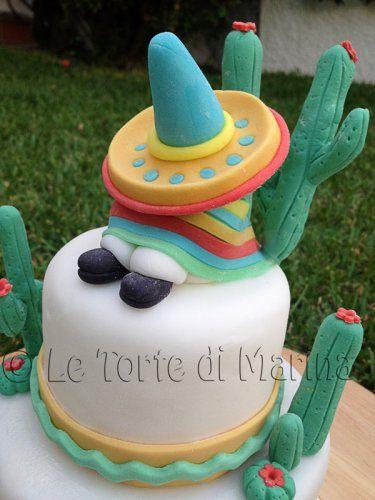 Dolci Fantasie Home Page  Gallery Torte Messicano cakepins.com